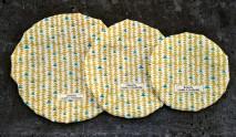 Tissus 'Sapin Turquoise'