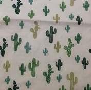 Motif 'cactus' - 3 pièces
