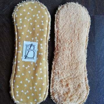 Noeud pap' moutarde - 1 pièce