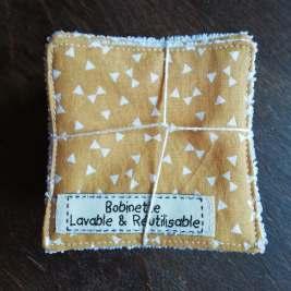 Disponible : 3 Lot de 5 pièces - Noeuds pap' moutarde